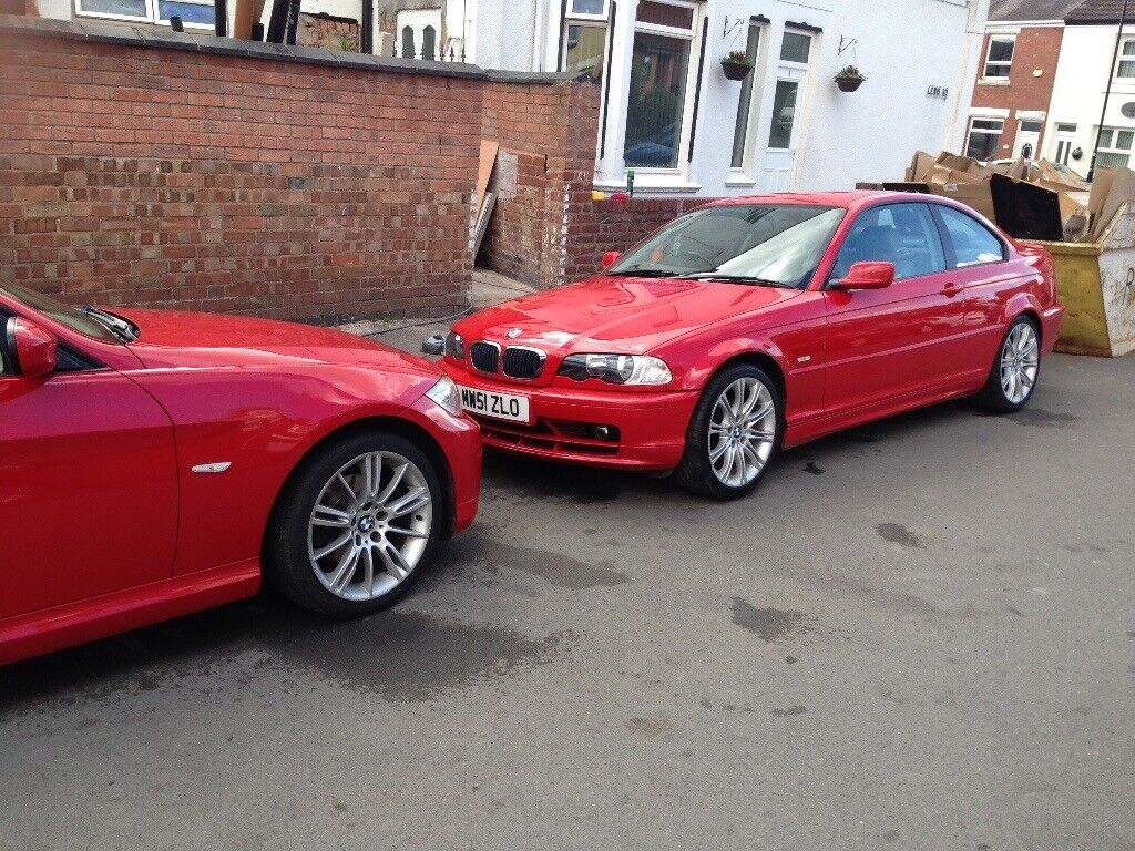 Bargain bmw e46 coupe **RED** | in Coventry, West Midlands | Gumtree