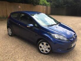 FORD FIESTA EDGE 2011 PETROL 1.2 - 3DOOR