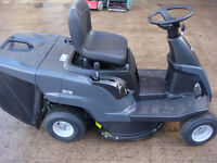 MOUNTFIELD RIDE ON MOWER NEW R27M DISPLAY FULL WARRANTY BEST ONLINE PRICE £1199, our offer £1050