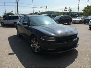 2016 Dodge Charger SXT AWD**SUNROOF**HEATED SEATS**