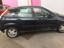 Ford Focus AUTOMATIC 1.6L. (2001)