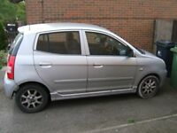 kia piccanto running spares or repairs