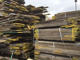 🌟 Used Scaffold Boards Various Lengths Available 80p Per Foot