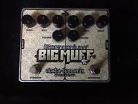 Big Muff Germanium Overdrive Pedal