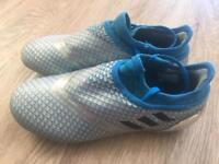 Boys Adidas Football Boots Size 4