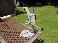 Black and Decker Drill and Pillar Drill stand stand