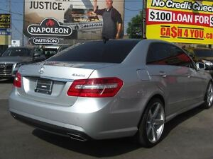 2010 Mercedes-Benz E-Class E350 4MATIC * Sunroof / Leather* London Ontario image 4