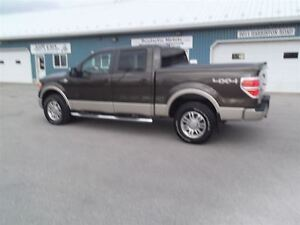 2009 Ford F-150 KING RANCH,CREW,4X4,LEATHER,ONLY 155 KM!! Kitchener / Waterloo Kitchener Area image 8
