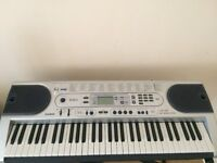 CASIO Keyboard with stand LK 45
