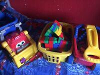 Mega block Lego bundle