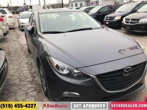 2014 Mazda MAZDA3 SPORT GX-SKY | CAR LOANS FOR ALL CREDIT