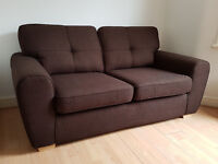 DFS Corona double seater sofa for sale (practically brand new, collection only)
