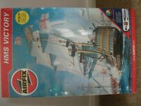 AIRFIX PLASTIC CONSTRUCTION KIT HMS VICTORY SCALE 1:180 NEW SEALED
