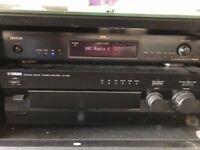Denon DAB Radio Tuner (FM & DAB) Separate - great condition - Denon TU 1800 DAB