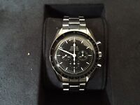 Omega Speedmaster watch 2016 model with box and papers