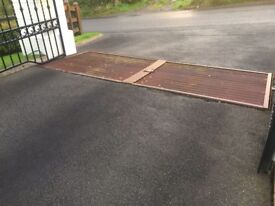 Cheap cattle grid for sale