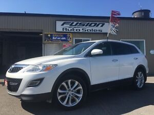 2012 Mazda CX-9 GT-AWD-LEATHER-SUNROOF-BACK UP CAMERA