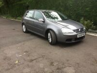 VW Golf 2.0tdi Bluemotion