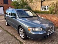Volvo V70 Automatic, 1 year MOT, HPI clear