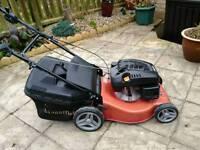 Mountfield self propelled petrol lawnmower / mulcher