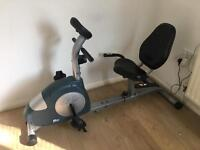 Carl Lewis Recumbent Exercise Fitness Bike Whitefield