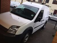 FORD TRANSIT CONNECT 1.8 TDCi T230 LWB High Roof 4dr