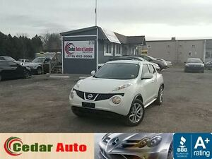 2011 Nissan Juke SV Managers Special