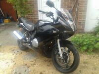 Suzuki GS500f Motorcycle SALE/SWAP for VAN