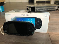 PSP 1003 Value Pack + Protector case