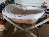 Free moses basket