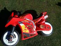 Motorcycle balance bike