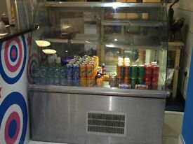 Costa Display Refrigerated Counter