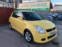 Suzuki Swift 1.5 GLX 5dr £2,695 p/x welcome 1 YEAR FREE WARRANTY, NEW MOT