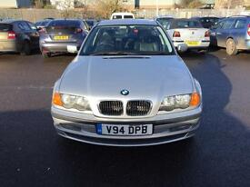 BMW 3 SERIES 3161 SE 4DR AUTO AUTOMATIC- PETROL- 1.9L- SALOON