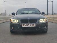 BMW, 325i, Xenon, heated black leather, 2010, Manual, beautiful N53 engine!