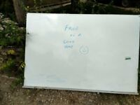 Large White Board 6ft x 4ft