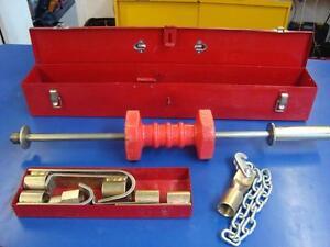 Extracteur à inertie - Slide hammer (PULLER)