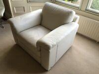 Natuzzi Single Seater Sofa