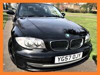 BMW 1 Series 2.0 118d ES 3dr HPI CLEAR,LONG MOT
