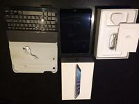 iPad mini 1 gen + Logitech Bluetooth keyboard