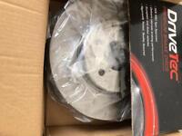 Mercedes SLK brake discs and pads for sale