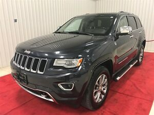 2014 Jeep Grand Cherokee OVERLAND ECODIESEL