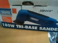 Tri base sander