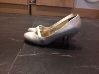Nicholas Millington Wedding Shoes size 5