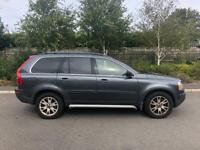2004 54 PLATE VOLVO XC90 T6 AUTOMATIC 5 DOOR ESTATE 7 SEATER GREY £1095