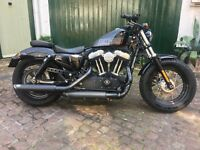 Harley davidson forty eyght