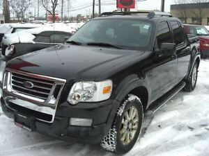 2007 Ford Explorer Sport Trac Limited 4X4 4.0L *Sunroof / Leathe