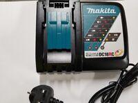 Brand New Makita Charger DC18RC