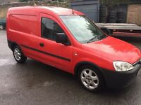 vauxhall combo 1.7 di (diesel)! 03-plate! mot december-2016! excellent runner and drive!