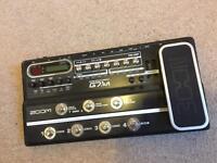 ZOOM g7.1ut guitar multi effects foot pedal